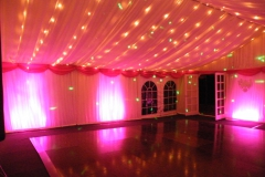Marquee in Pink