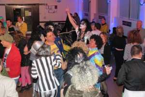 Mobile Disco Newport Village Hall 80's night