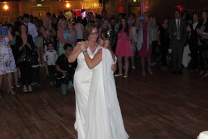 Walthamstow assembly hall wedding entertainment First Dance